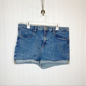 Wild Fable Jean Shorts Size 18